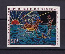 SENEGAL Poste Aerienne N° 78 Neuf **  NON DENTELE / Imperf