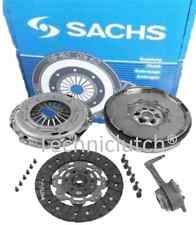 VW PASSAT 2.0 BLUE TDI SACHS DUAL MASS FLYWHEEL AND CLUTCH KIT CSC SLAVE BEARING