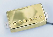 Benedetto A-6 A-Series Jazz Guitar Standard Humbucker Pickup - gold