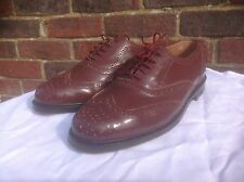 CLIFFORD JAMES BROWN BROUGE MENS SHOES SIZE 9