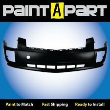 2008 2009 Cadillac SRX No Washers Front Bumper (GM1000696) Painted