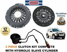 Para Land Rover Freelander Td4 2.0 Td 2001-2006 Embrague Kit & concéntricos esclavo Cyl