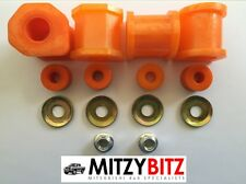 L200 K74 DOPPIA CABINA solo nuovi ANTERIORE COMPLETO Anti Roll Bar Bush Kit 96-07