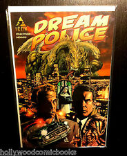 DREAM POLICE #1 1st Print Straczynski Deodato Icon Marvel Comics 2005 NM