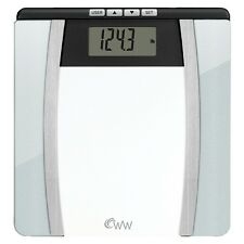 Weight Watchers by Conair Body Analysis Glass Scale 1 ea