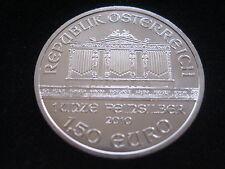 """MDS ÖSTERREICH 1,5 EURO 2010 """"WIENER PHILHARMONIKER"""", SILBER   #60"""