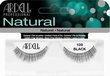 Ardell Natural Eyelashes #109- False Eyelashes **NEW**