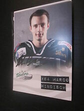 50097 Marco Windisch Bietigheim Eishockey original signierte Autogrammkarte