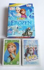UNO Playing Cards Game FROZEN Sealed New Movie