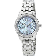 Citizen Silhouette Eco-Drive Mother Of Peral Dial Quartz Ladies Watch FD103056Y