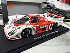 Porsche 936 C Joest le mans #4 1982 Martin wollek luntad New Spark resin 1:43