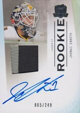 09-10 The Cup ROOKIE JERSEY AUTO xx/249 Made! Jhonas ENROTH #141 - Sabres