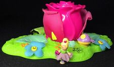 Polly Pocket Mini ��  1997 - Polly Pocket Rose Hideaway