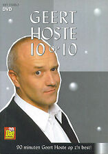 Geert Hoste : 10 op 10 (DVD)