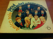 LP ORCHESTRA SPETTACOLO RAOUL CASADEI AMICO SOLE PAF 3016 GATEFOLD EX/VG- CUS