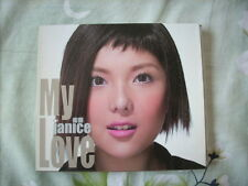a941981  HK Jancie 衛蘭 CD VCD Set  My Love