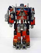 "TRANSFORMERS MOVIE OPTIMUS PRIME Hasbro Leader Class 10"" Figure COMPLETE 2007"