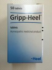 Gripp-Heel 50 tabs. Homeopathic Product FLU Influenza Infection Symptoms Fever