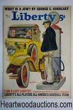 Liberty Apr 1, 1939 Oscar Schisgall, Grace Perkins, Amelia Earhart, Lady Lobbyis