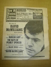 NME #1083 1967 OCT 14 MONKEES DAVID MCWILLIAMS HOLLIES BEE GEES MAMAS AND PAPAS