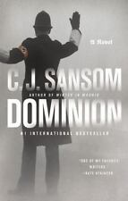 NEW - Dominion by Sansom, C.J.