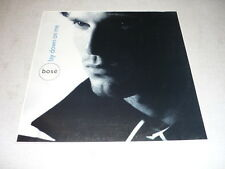 "MIGUEL BOSE MAXI 12"" GERMANY LAY DOWN ON ME"