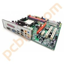 ECS MCP61SM-AM REV: 1.0A Socket AM2 Motherboard With BP