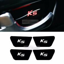 Promotion 3Color LED Door Catch Inside Handle Plate 4P For KIA 2016-2017 Optima