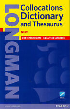 Longman COLLOCATIONS DICTIONARY & THESAURUS Intermediate - Advanced @NEW@