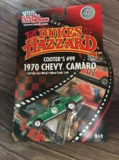 Cooter's #99 1970 Chevy Camaro - Racing Champions The Dukes Of Hazzard RARE 1:64
