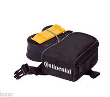 "Continental MTB Seat Saddle Cycle Bike Pack Bag Tyre Levers  26"" Inner tube"