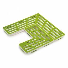 Joseph Joseph Sink Saver - Adjustable Sink Protector, Green (85036)