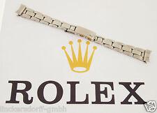 ROLEX LADY OYSTER ARMBAND IN EDELSTAHL - 366 & 7834 - 1960er - 13 mm - BRACELET