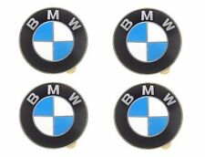 4 BMW Center Cap Stickers E30 E34 E36 325 525 - 58mm 0814