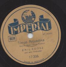 Emil Roosz : Tango Anjuschka  +  Das tausendfache Singen einer Sommernacht