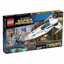 Lego 76028 Super Heroes Darkseid Invasion Justice League Superman Cyborg DC