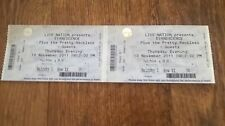 rare squeeze 20th november 2012 plymouth pavillions pair used tickets