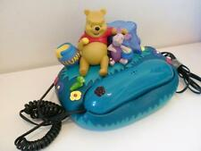 Disney Winnie The Pooh & Piglet House Phone Landline Novelty Telephone