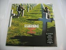 SCORPIONS - TAKEN BY FORCE - LP REISSUE VINYL 180 GRAM 2015 - NEW SEALED 50TH