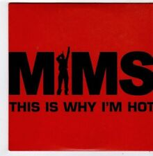 (FJ424) Mims, This Is Why I'm Hot - 2007 DJ CD