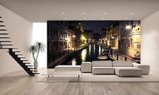 A Small Canal in Venice Wall Mural Photo Wallpaper GIANT DECOR Paper Poster
