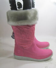 TIMBERLAND HOLLY BERRY  Pull On mid calf boot  WOMAN Size  6.5