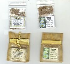 50th Golden Wedding Anniversary 25 Favors with Shasta Daisy Seeds + Free Ship