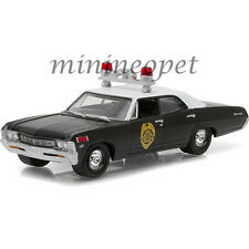 GREENLIGHT 42760 A 1967 CHEVROLET BISCAYNE FERGO NORTH DAKOTA 1/64 POLICE CAR