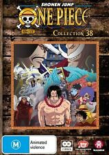 One Piece - Uncut : Collection 38: Eps 457-468 (DVD, 2016, 2-Disc Set)(Region 4)