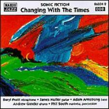 Changing With The Times - Sonic Fiction - Pratt,Daryl * CD*NEU*747313603428