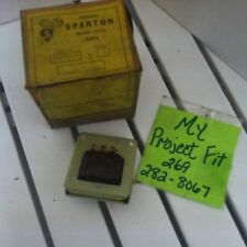 Spartan OUTPUT TRANSMITTER C2758-3 Vintage New Old Stock ~ Ships FREE!