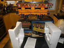 HORNBY STEPHENSON ROCKET COACH G104 LIVE STEAM ENGINE LOCO MINT NO4
