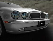 Jaguar XJ8 & XJR Upper Insert and Lower Mesh Grille PKG 2004-2007 models
