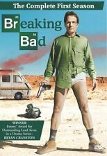 Breaking Bad: Complete First Season  DVD Bryan Cranston, Anna Gunn, Aaron Paul,